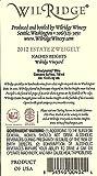 2012 Wilridge Winery Naches Heights Estate Zweigelt 750 mL