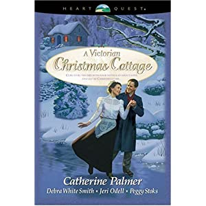 """A Victorian Christmas Cottage"" by Catherine Palmer, Debra White Smith,  Jeri Odell, Peggy Stoks :Book Review"