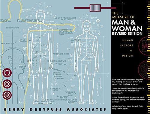 The Measure of Man and Woman: Human Factors in Design (Architecture)