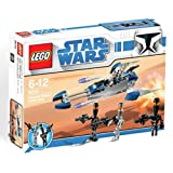 LEGO Star Wars 8015 Assassin Droids Battle Packby LEGO