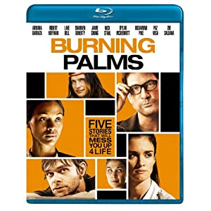 Burning Palms Blu-ray