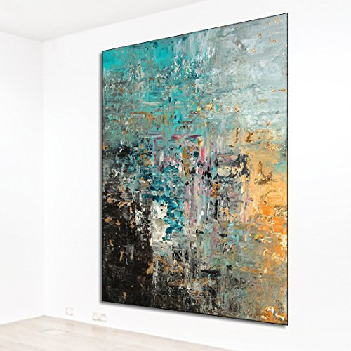 "Original Gemälde ""Sternengold"""