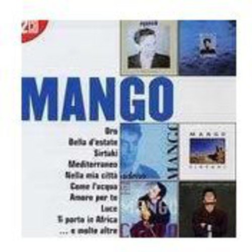 I Grandi Successi: Mango