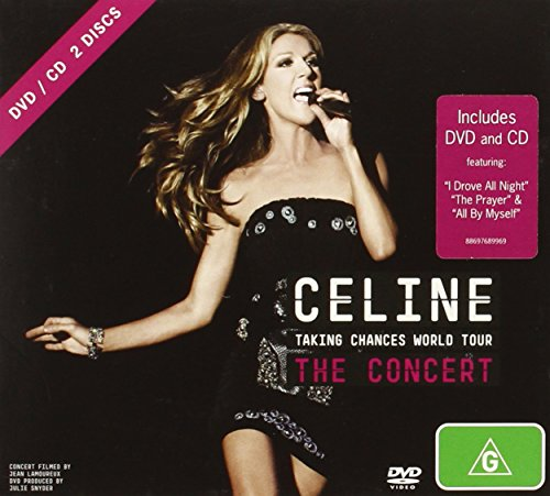 Taking Chances World Tour: The Concert [DVD] [Import]