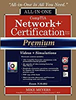 CompTIA Network+ Certification All-in-One Exam Guide, Premium 5th Edition (Exam N10-005) Front Cover