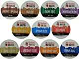 "96 Pack .34 Each Beantown Roasters Coffee Variety Pack for Keurig K-cup, You Select the Size. All Coffee ""No Decaf"""