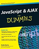 JavaScript and AJAX For Dummies Front Cover