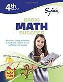 Fourth Grade Basic Math Success (Sylvan Workbooks) (Math Workbooks)
