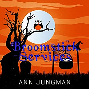 Broomstick Services Audiobook
