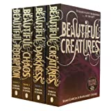 Kami Garcia Beautiful Creatures Collection Kami Garcia Margaret Stohl 4 Books Set (Beautiful Darkness, Beautiful Creatures, Beautiful Chaos , Beautiful Redemption)