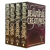 Beautiful Creatures Collection Kami Garcia Margaret Stohl 4 Books Set (Beautiful Darkness, Beautiful Creatures, Beautiful Chaos , Beautiful Redemption) Kami Garcia