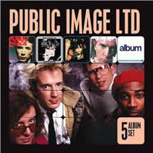 Public Image Limited - 5 Albums