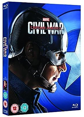 Captain America: Civil War [Blu-ray] [2016]