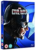Captain America: Civil War (Captain America Limited Edition Sleeve) [Blu-ray] [2016] only �14.99 on Amazon