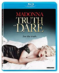 Madonna Truth Or Dare [Blu-ray]