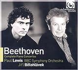 ベートーヴェン:ピアノ協奏曲集 [全曲] (Beethoven Complete Piano Concertos) (3CD)