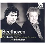 Beethoven: Complete Piano Concertos (Paul Lewis)by Beethoven