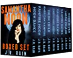 Samantha Moon: First Eight Novels, Pl...