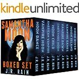 Samantha Moon: First Eight Novels, Plus One Novella