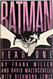 Frank Miller Batman:Year One