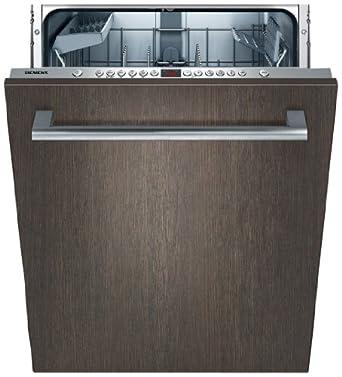 Read Review : Siemens SX66M058EU Vollintegrierbarer Geschirrspüler / Einbau  / A+++ A / 13 Maßgedecke / 60 Cm / Zeolith® Trocknen / 29Minuten ...