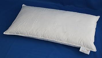 Belledorm 100/% Coton Jersey en mousse à mémoire de Paires de taies d/'oreiller toutes tailles en blanc