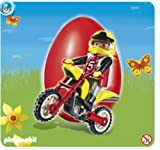 Playmobil 4923 - Easter Egg - Moto Cross Biker