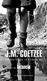 John Maxwell Coetzee Infancia
