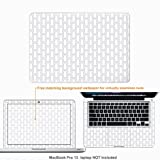 MATTE Protective Decal Skin Sticker (Matte Finish) for Macbook Pro 13 (release 2009) with 13.3 in screen case cover 2i_MAT- Mcbkpro13-621 Reviews