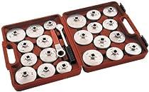 BikeMaster Aluminum Oil Filter Wrench Set - --