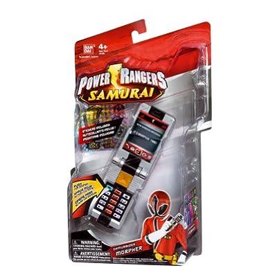 Amazon.com: Power Rangers Samurai Morpher