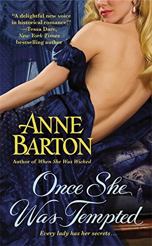 Image of Once She Was Tempted (A Honeycote Novel)