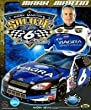 Mark Martin NASCAR Auto Racing 8x10 Photograph Sig