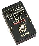 ARTEC エフェクター エレキギター用 8バンド グラフィック イコライザー SE-EQ8