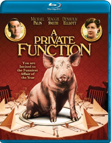 Cover art for  A Private Function [Blu-ray]