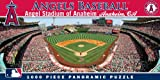 Panoramic Anaheim Angels Jigsaw Puzzles