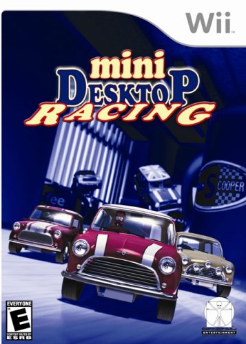 Mini Desktop Racing - Nintendo Wii - 1