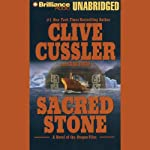 Sacred Stone: A Novel of the Oregon Files (       UNABRIDGED) by Clive Cussler, Craig Dirgo Narrated by J. Charles