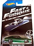 2014 Hot Wheels Fast & Furious Limited Edition - '72 Ford Gran Torino Sport 1972 Grand [5/8]