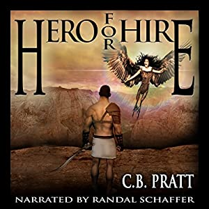 Hero for Hire Audiobook