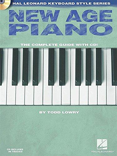 New Age Piano: Hal Leonard Keyboard Style Series