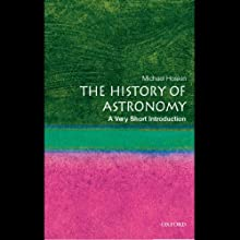 The History of Astronomy: A Very Short Introduction (       UNABRIDGED) by Michael Hoskin Narrated by Marc Vietor