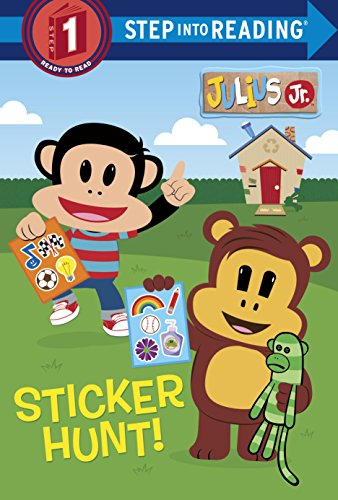 Ruth Homberg - Sticker Hunt! (Julius Jr.) (Step into Reading)