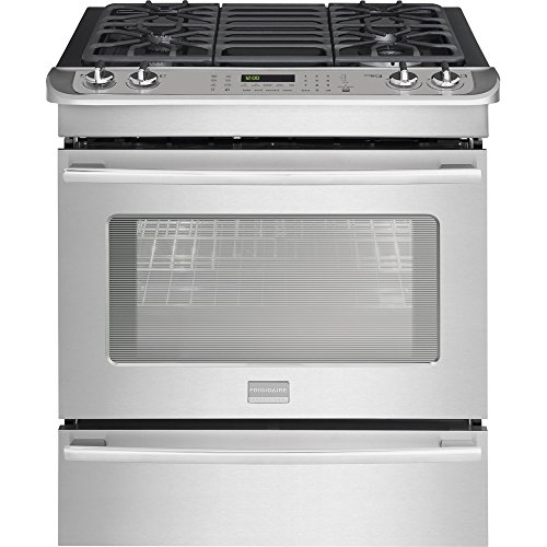 Frigidaire-FPDS3085PF-Professional-FPDS3085PF-Dual-Fuel-46-Cu-Ft-Stainless-Slide-In-Range