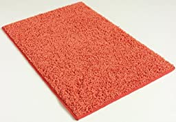Sunset Orange - 5\'x8\' Custom Carpet Area Rug