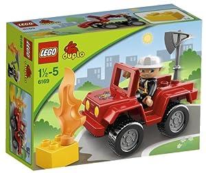 LEGO DUPLO 6169 - El Jefe de Bomberos en BebeHogar.com