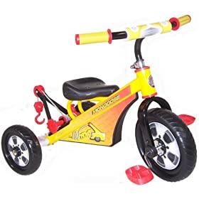 Mongoose Wrecker Trike (10-Inch Wheels)