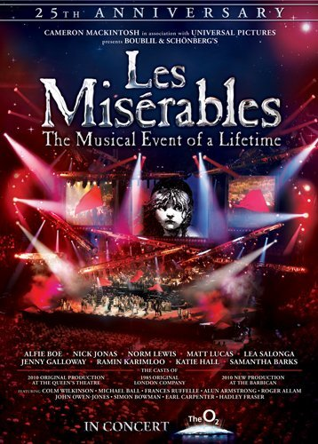 Les Miserables in Concert - 25th Anniversary