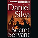 The Secret Servant Audiobook by Daniel Silva Narrated by Phil Gigante