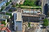 """Acrylglasbild 120 x 80 cm: Bauprojekt """" MESSMA-Lofts """" im Ortsteil Buckau in Magdeburg im Bundesland Sachsen-Anhalt von Robert Grahn / euroluftbild.de"""